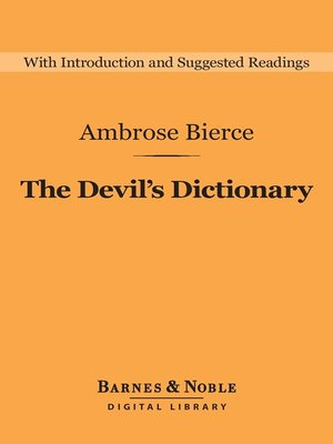 cover image of Devil's Dictionary
